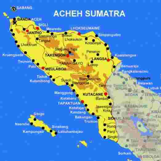 Komunitas Aceh